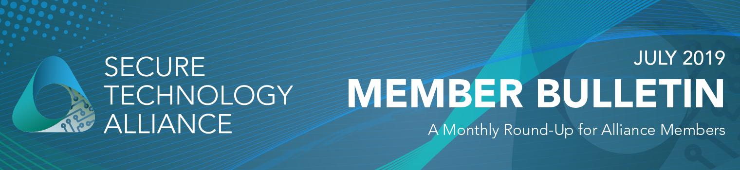 July 2019 Member Bulletin
