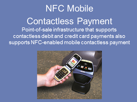 NFC Mobile Contactless Payment