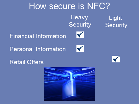 How secure is NFC?
