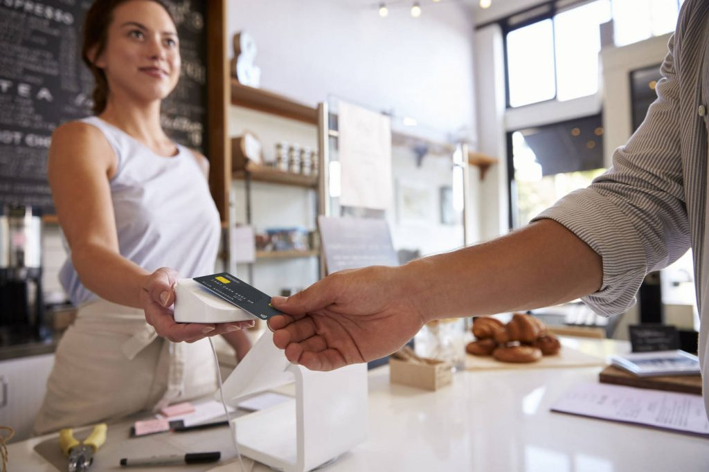 Fingerprint Cards Contactless Payments