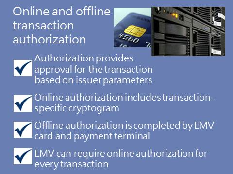 Online and Offline Authorization