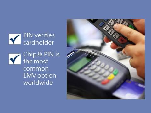 EMV Chip & PIN Cardholder Verification