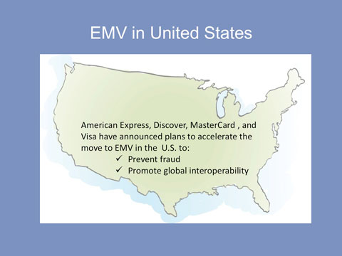 EMV in the United States